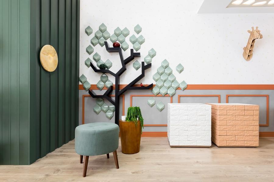 Rodapés personalizam os espaços com estilo e bom gosto