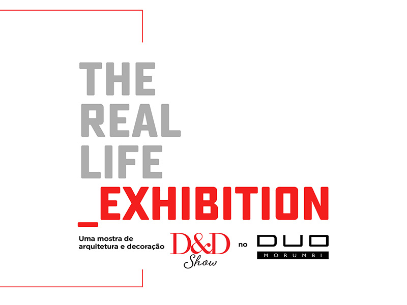 Mostra The Real Life Exhibition apresenta aspectos marcantes do design de interiores brasileiro