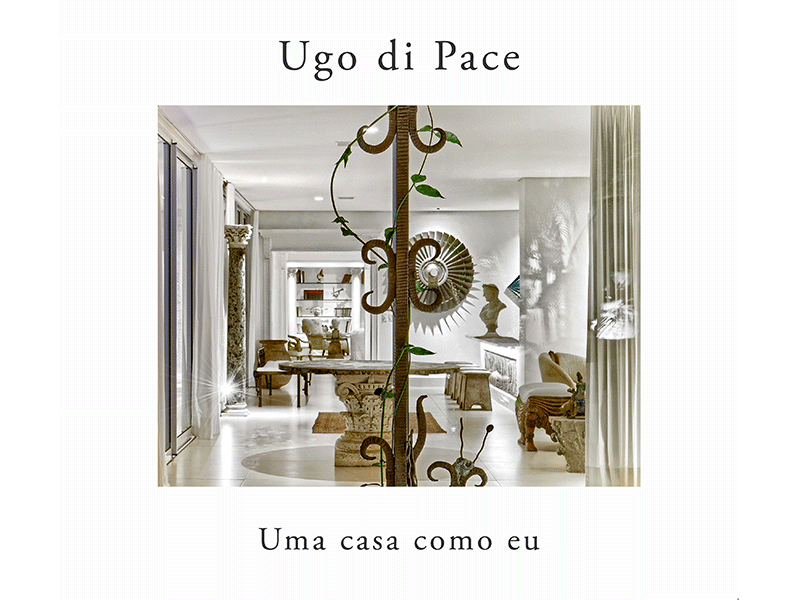 Ugo di Pace reinaugura Studio com lançamento de livro