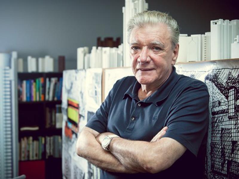 Cinco obras para lembrar o legado do arquiteto Carlos Bratke