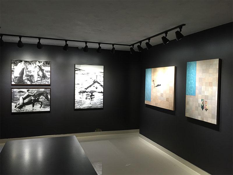 Nova galeria de arte em Goiânia