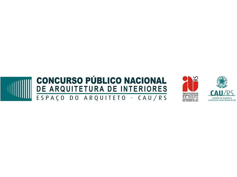 Concurso de Arquitetura de Interiores CAU RS