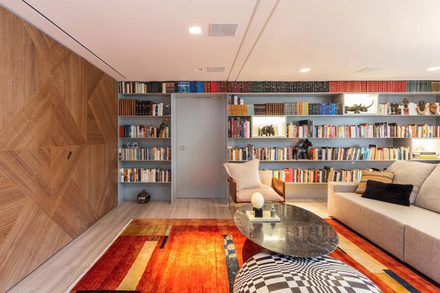 Detalhes que fazem diferença: mobiliário exclusivo