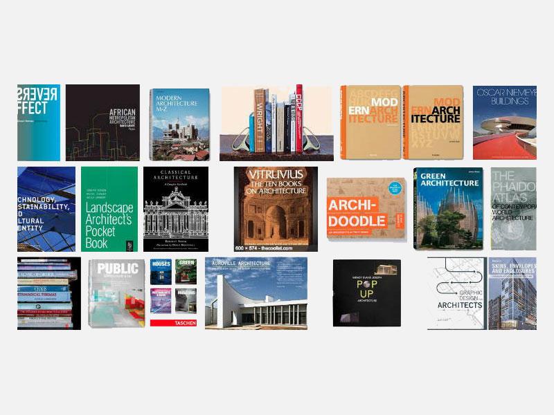 500 livros de arquitetura para Download