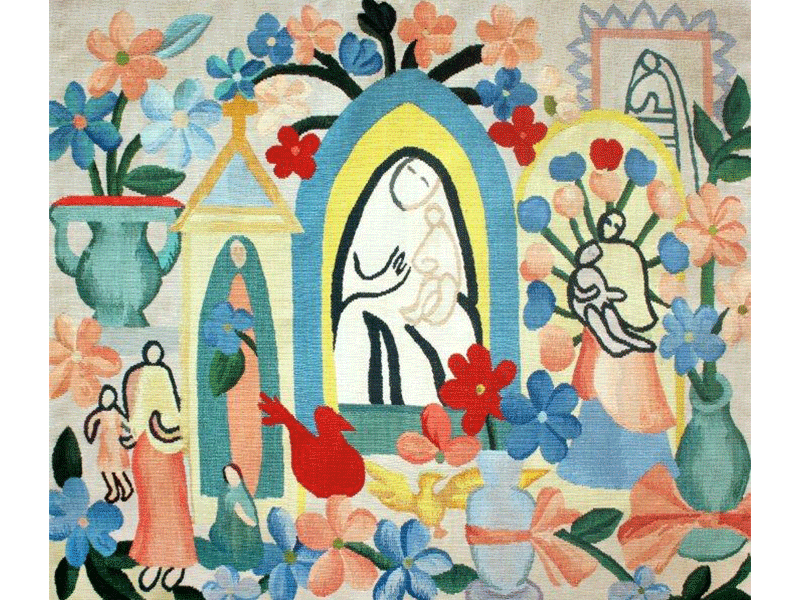 Exposição Sagrada Família, Família Sagrada