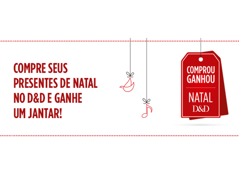 Natal D&D Shopping