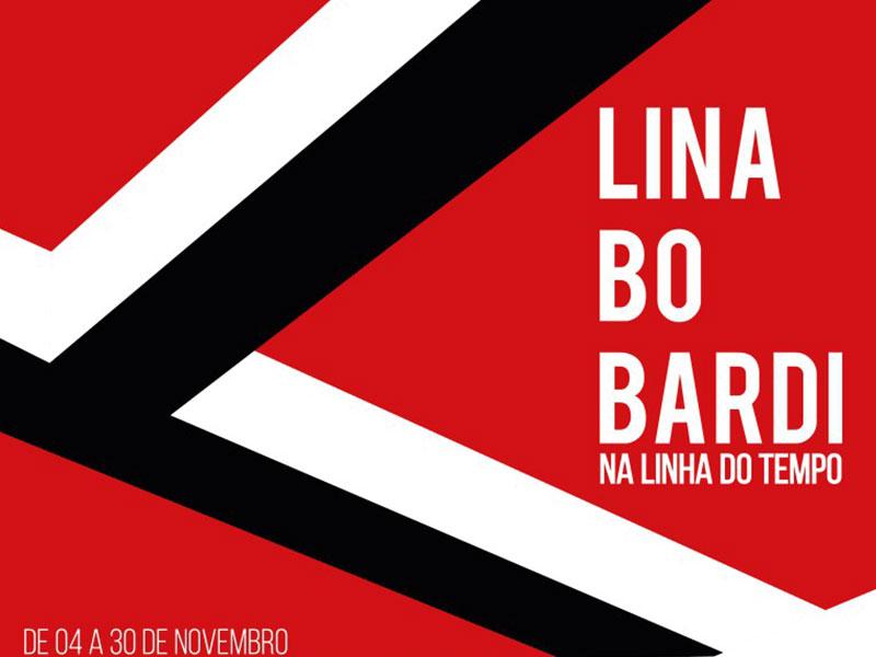 Mostra sobre Lina Bo Bardi na Escola da Cidade