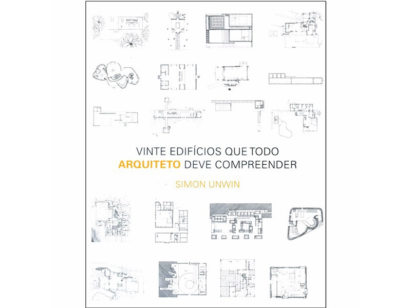 Livro aborda importantes obras arquitetônicas