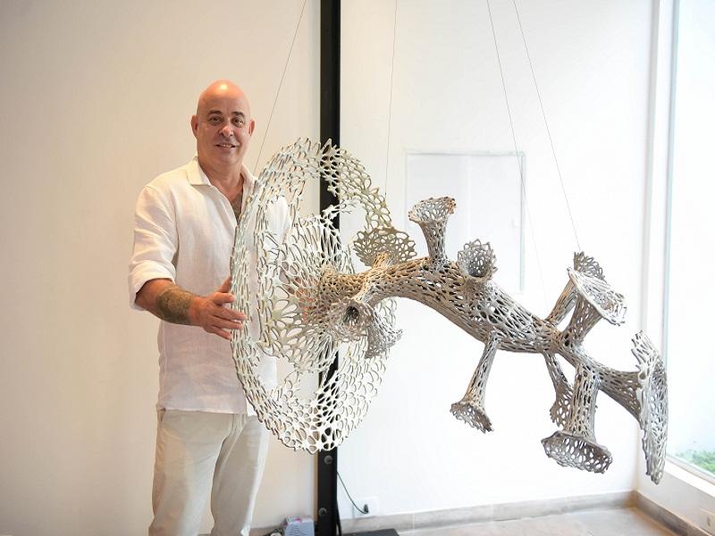 Exposição no IED inspira com arte e design high tech