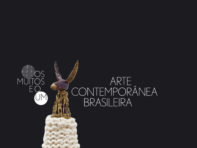 Os Muitos e o Um: Arte Contemporânea Brasileira
