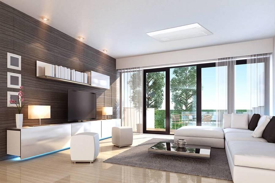 LG alia design, conforto e economia de energia em ar-condicionado