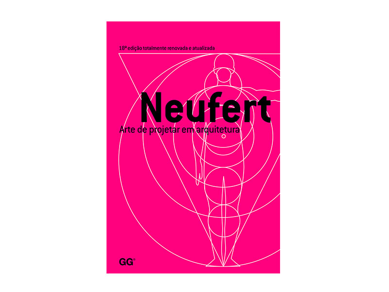 Livro Arte de projetar em arquitetura