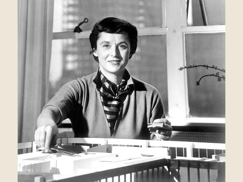 Projeto faz perfis das 50 pioneiras da arquitetura norte-americana