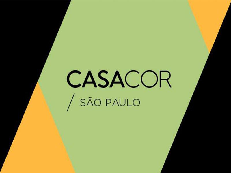 DA TRANSMITE REPORTAGENS AO VIVO DA CASACORSP 2017