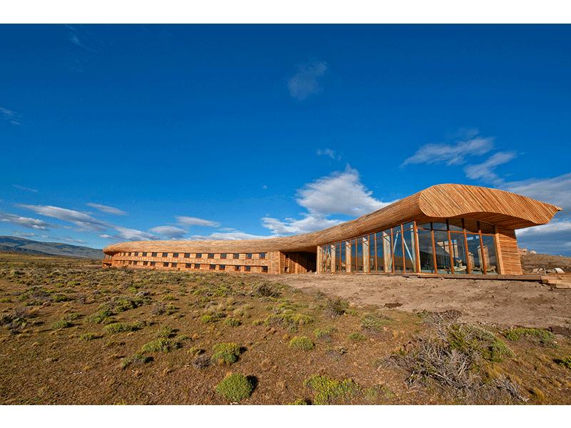 Tierra Patagônia entre os melhores hotéis da América do Sul