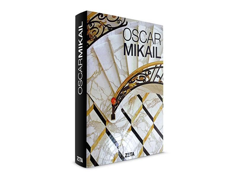 Oscar Mikail lança livro sobre sua carreira