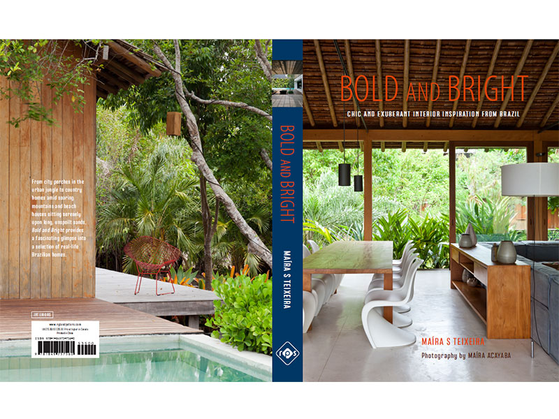 Livro sobre casas brasileiras é lançado em Frankfurt