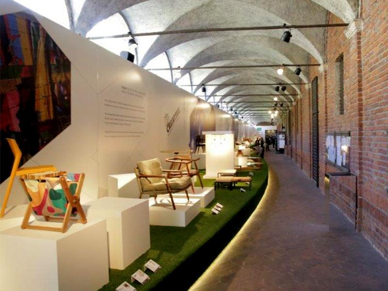 Mostra destaca criatividade do design brasileiro em Milão