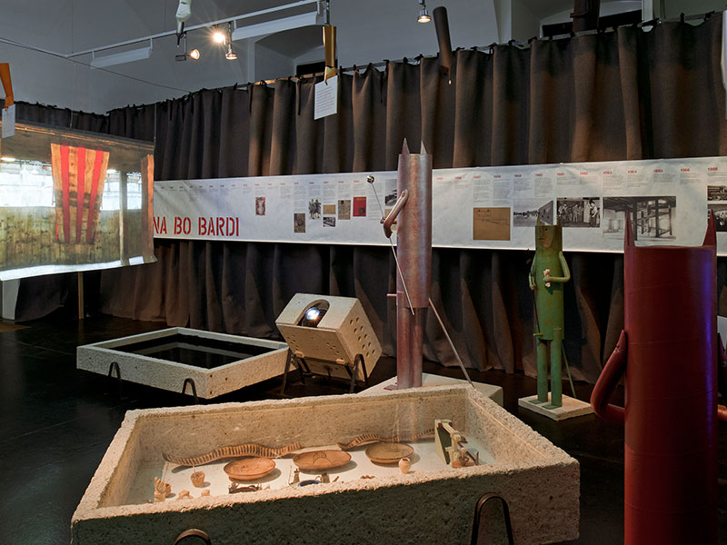 Sesc Pompeia apresenta mostra sobre Lina Bo Bardi