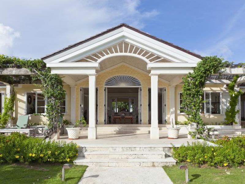 Férias na lendária Villa Caribenha da Princesa Margaret