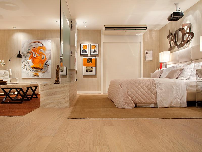 """Considerada a """"madeira do ano"""", carvalho é tendência entre arquitetos e designers"""