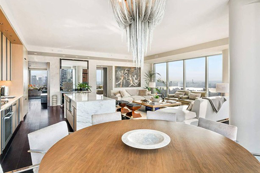 Gisele Bündchen e Tom Brady vendem apê com vista panorâmica em Nova York