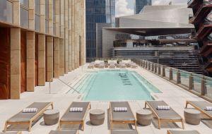 Requinte em novo hotel em Nova York