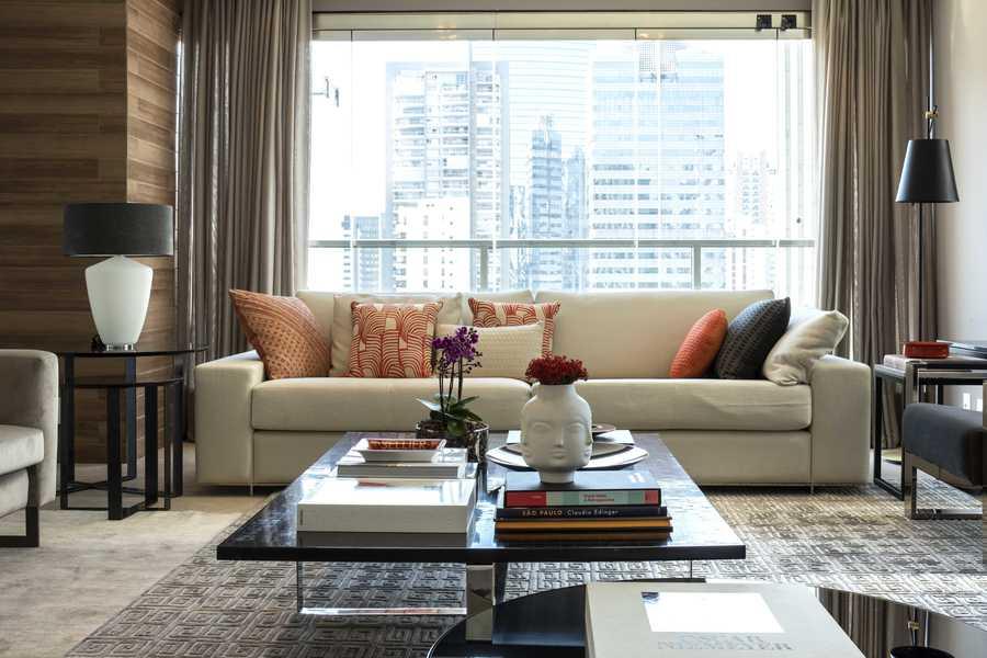 Como escolher o sofá ideal para cada ambiente?