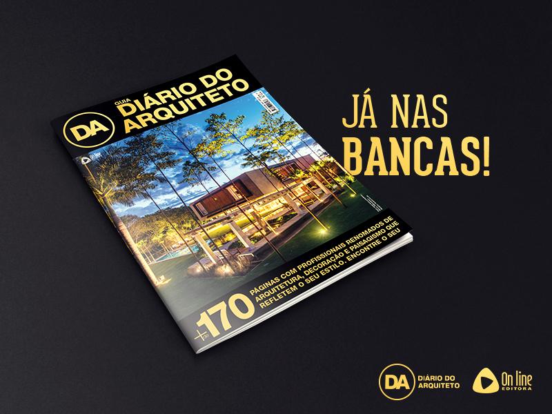Diário do Arquiteto e Online Editora lançam o Guia DA