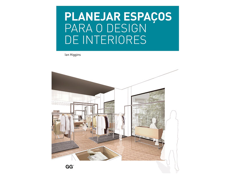 Livro Planejar espaços para o design de interiores
