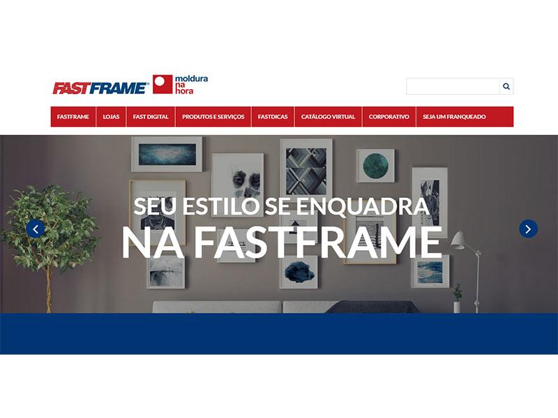 FastFrame de site novo