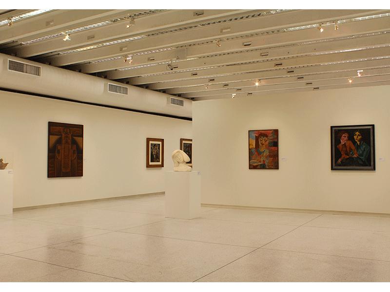 Mostra sobre Arte Moderna brasileira no MON