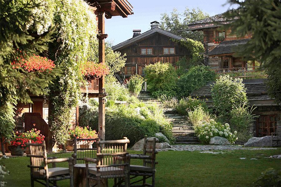 Hotel oferece o melhor dos Alpes franceses