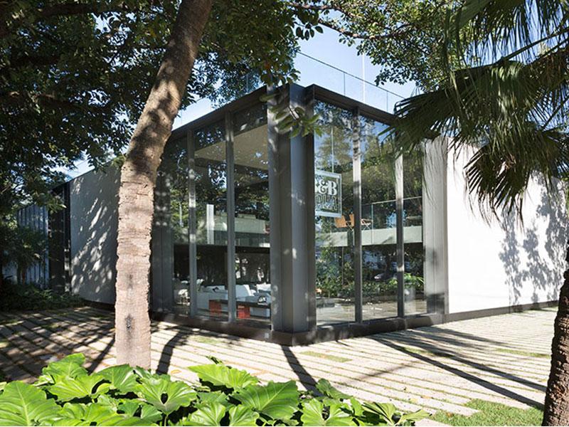 B&B Italia inaugura loja em São Paulo