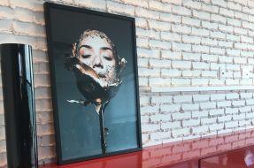 Obras de arte levam requinte aos espaços