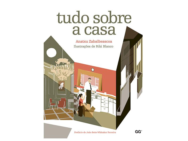 Livro Tudo Sobre a Casa
