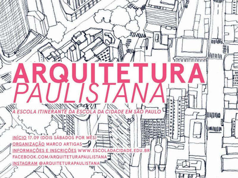Curso explora arquitetura paulistana