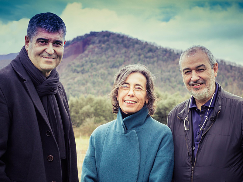 Trio de arquitetos espanhóis vence o prêmio Pritzker 2017