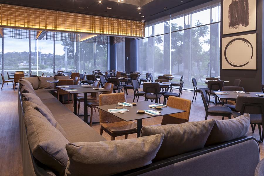 Restaurantes apostam em projetos arquitetônicos singulares
