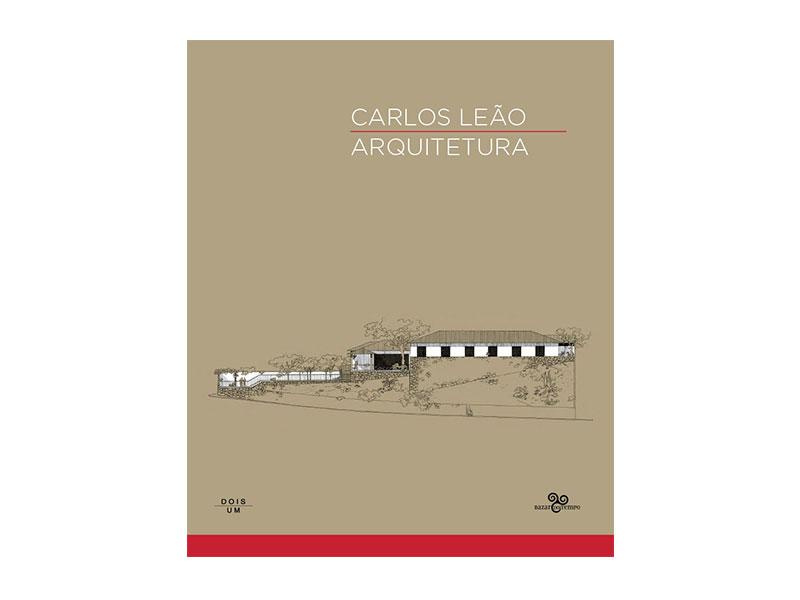 Livro Carlos Leão Arquitetura