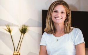 A arquiteta Mariane Vanzei apresenta seus projetos no Takeover