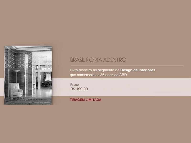 Livro Brasil Porta Adentro