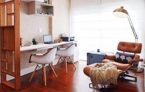 Dicas para montar um home office funcional e aconchegante