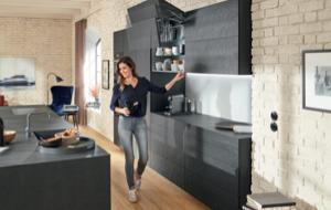 4 soluções para armários de cozinha