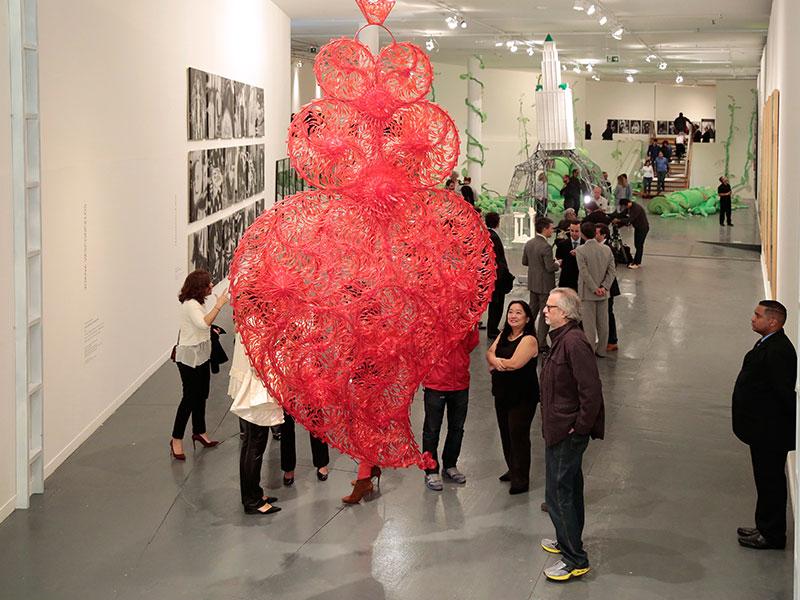 Arte contemporânea portuguesa é tema de mostra