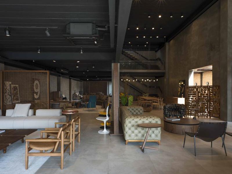 Ovoo abre loja conceito em São Paulo e apresenta um dos mais vastos acervos de design contemporâneo do mercado
