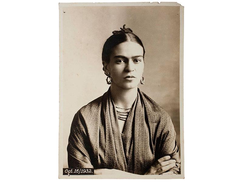 Exposição Frida Kahlo Suas Fotos em cartaz em SP