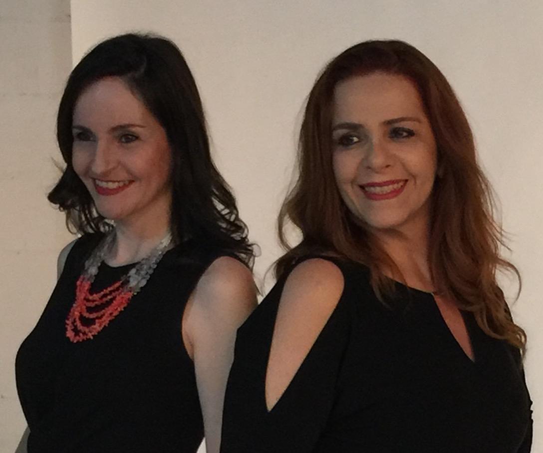 Adriana Fiali e Rose Corsini